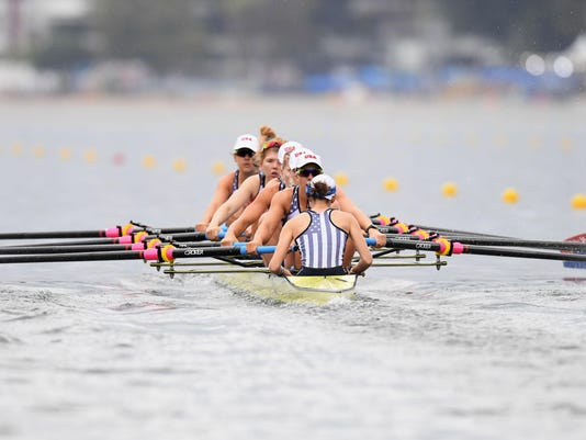 Rowing - Olympics: Day 3