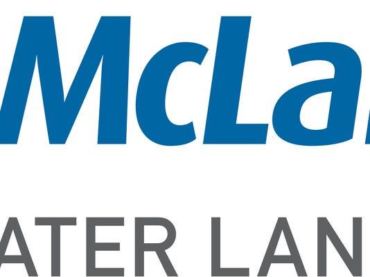 McLaren Greater Lansing logo