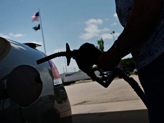 BLM GAS PRICES A FIN USA IL