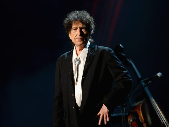 Bob Dylan, speaking onstage at the 25th anniversary