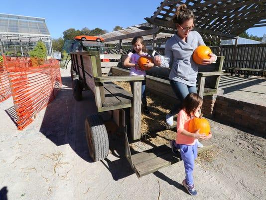 Fall fun begins at Prospect Hill Garden Center