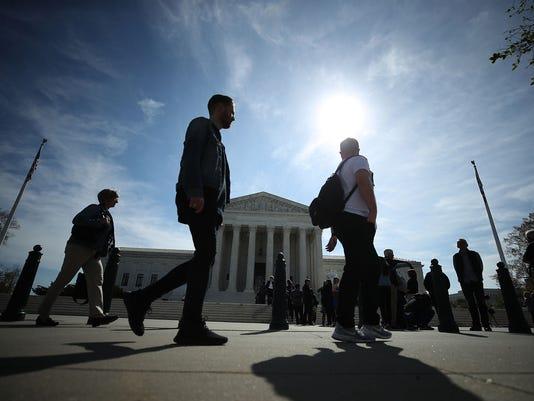 Supreme Court textualism