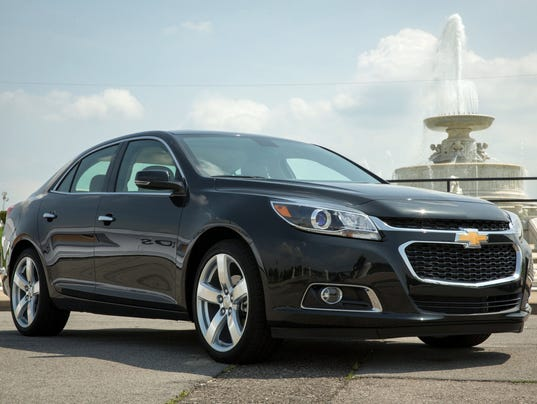 gm recalls new chevy malibus for brake problem. Black Bedroom Furniture Sets. Home Design Ideas