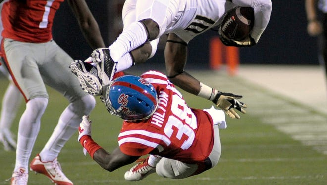 The Ole Miss secondary will be overhauled heading into Saturday's game against New Mexico State.