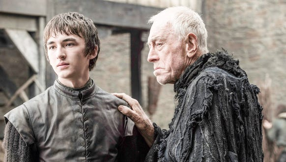 Bran, can your visions help us out.