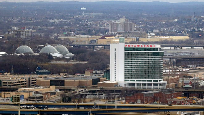 The Potawatomi Hotel might be getting an additional 150 to 200 rooms. The 381-room hotel opened in 2014.