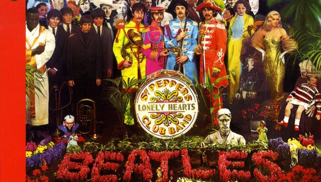 "The Beatles' ""Sgt. Pepper's Lonely Hearts Club Band"""