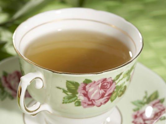 Tea Up fundraiser