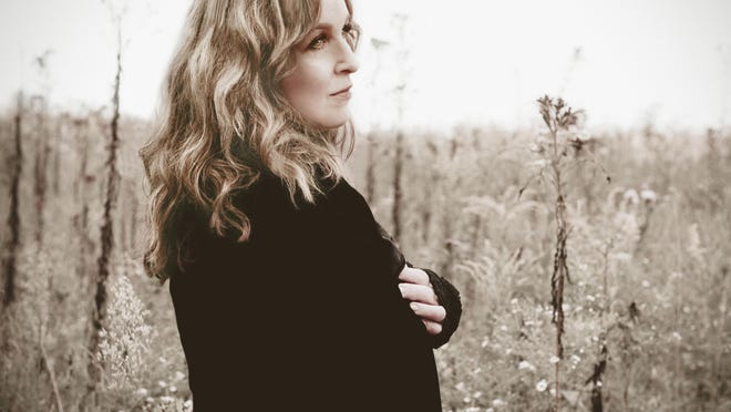 Gretchen Peters was inducted into the Nashville Songwriters Hall of Fame in October.