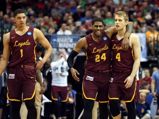 Meet Loyola's unsung heroes ready to break out: From