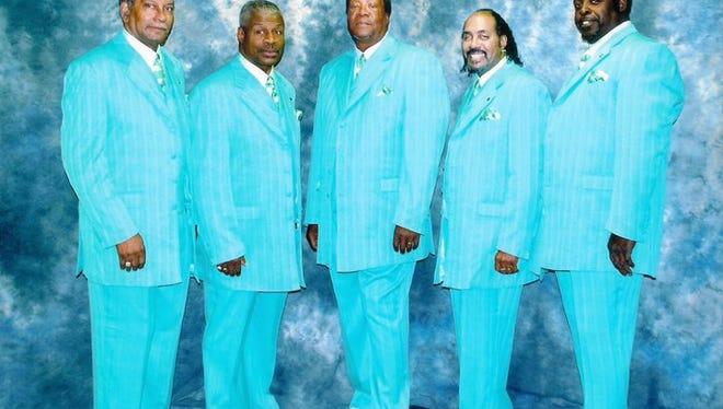Junior and the Sacred Four will be performing Sunday as part of a Mother's Day Program.