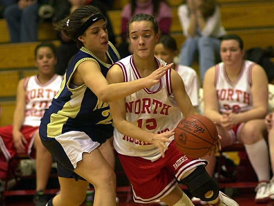 Newburgh's Rosemarie Frezza covers North Rockland's