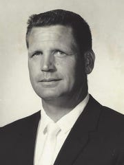 Former Ray High School head football coach Dan Purcell