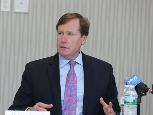 Matthew Driscoll NYS Thruway - Cashless Tolls