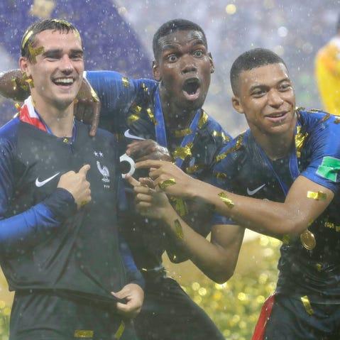 France was clearly the World Cup's best team. Why couldn't we see that all along?