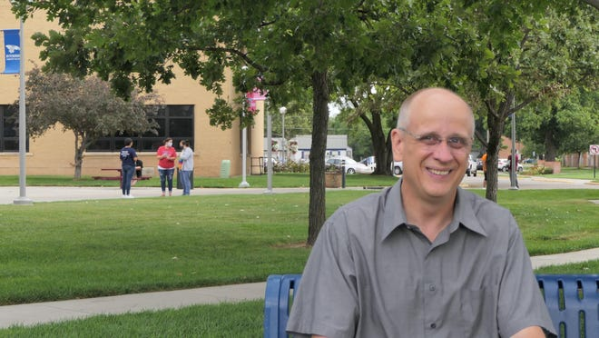 The Rev. Ted Weis will teach an adult education course titled Books Not in the Bible at Hutchinson Community College this fall.