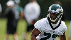 Brandon Boykin sat out the game Thursday against the Steelers with a hamstring injury.