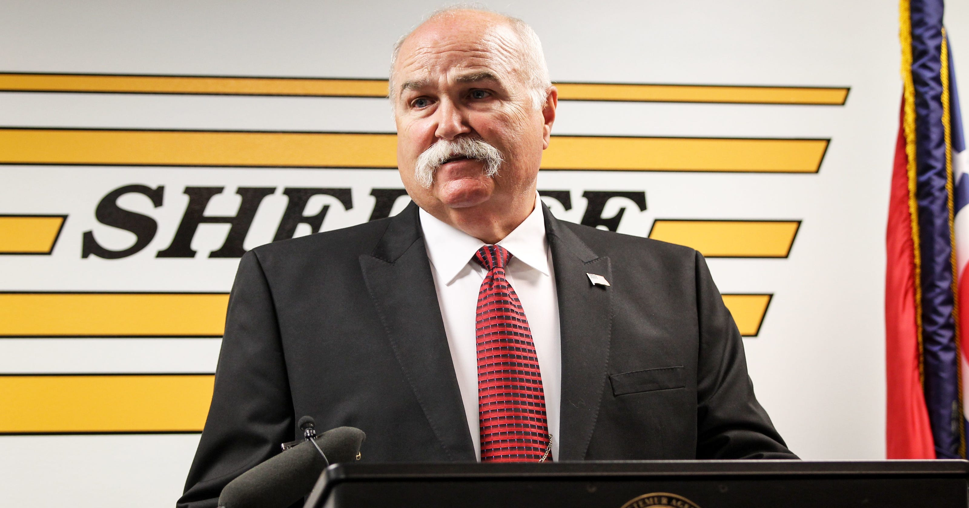Sheriff Jones bashes politicians' response to student worried about