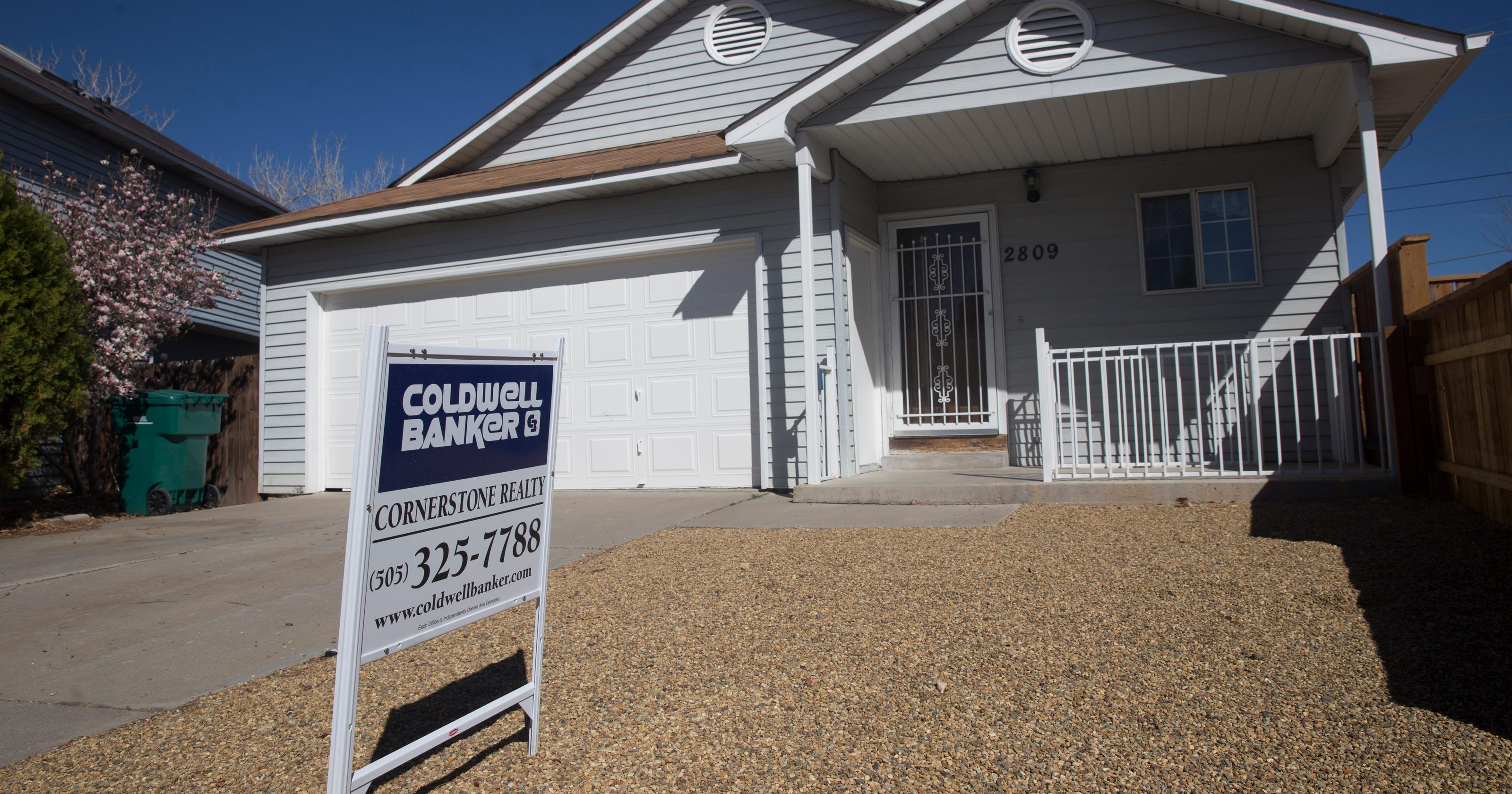 County property values remain stable, but home sales are up
