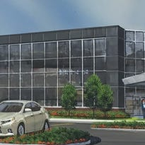 Toyota's commercial truck division builds Novi headquarters