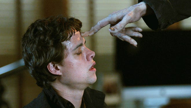 """In """"The Bye Bye Man,"""" college student Elliot (Douglas Smith) moves into an old house near campus. Things go downhill from there."""
