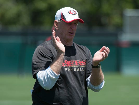 NFL: San Francisco 49ers-OTA