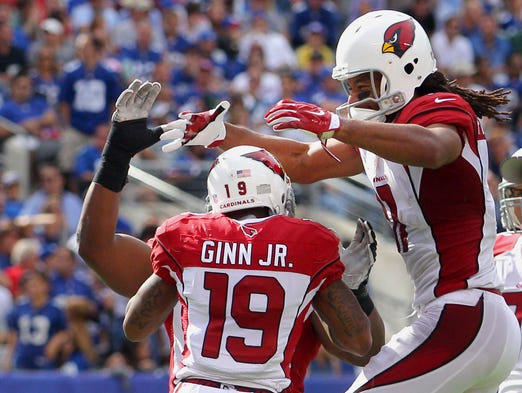 The Arizona Cardinals, with backup quarterback Drew Stanton, defeated the New York Giants on Sunday, 25-14. Kent Somers looks back at the victory, which moved the Cardinals to 2-0 on the season.