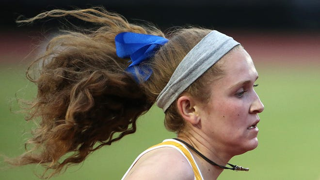 Last year's state champion, Sarah Leinheiser of Carmel, will look to repeat as a senior.