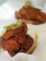 Prince's Hot Chicken Shack serves crispy, blistering