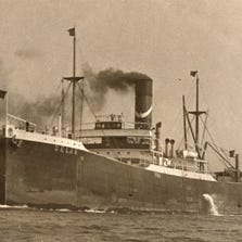 In this undated photo provided by the San Francisco Maritime National Historical Park, is the tramp freighter S.S. Selja which was found by the NOAA research vessel Fulmar on Sept. 12, 2014 off the California coast near the Farallon Islands. The Selja sank on Nov. 22, 1910. Federal researchers are exploring more than a dozen underwater sites where they believe ships sank in the treacherous waters outside the Golden Gate in the decades following the Gold Rush.   (AP Photo/San Francisco Maritime National Historical Park)