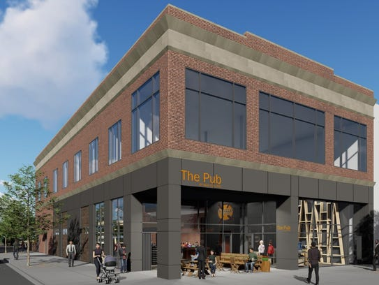 Among the plans listed for the Battle Creek location