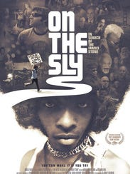 """""""On the Sly: In Search of the Family Stone"""" movie poster"""