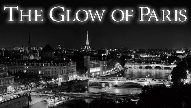 """""""The Glow of Paris"""" author Gary Zuercher will be in metro Detroit this weekend."""
