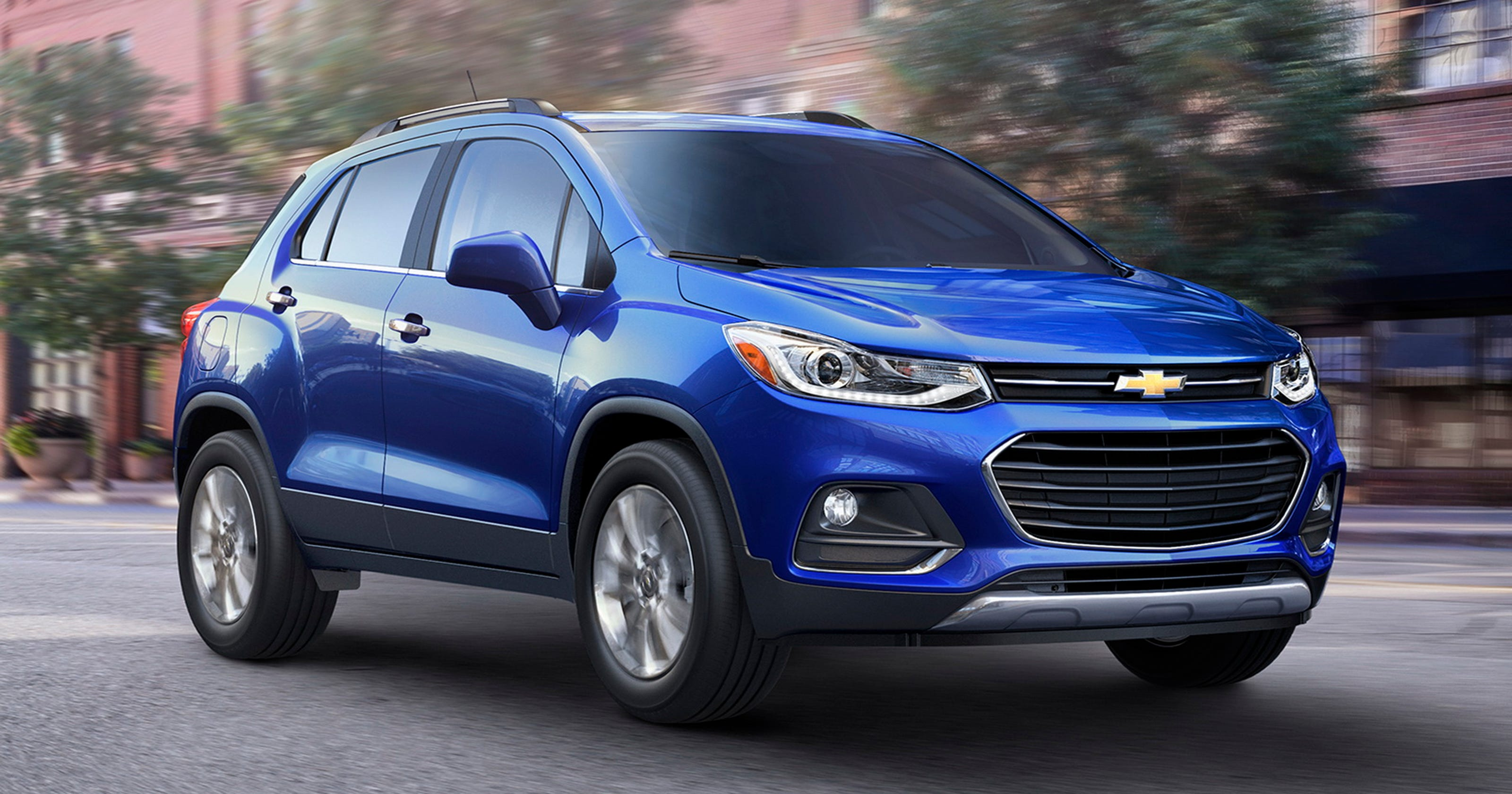 Auto review: 2017 Chevrolet Trax crossover is city smart