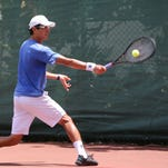 Most seeded players cruise at Guam Futures tennis tournament