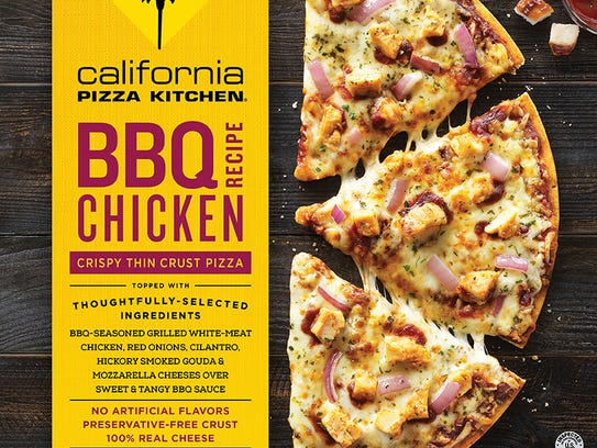 California Pizza Kitchen licenses its brand for a line