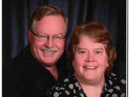 Weddings: Harvey Pfannenstein & Carol Klocker / Pfannenstein