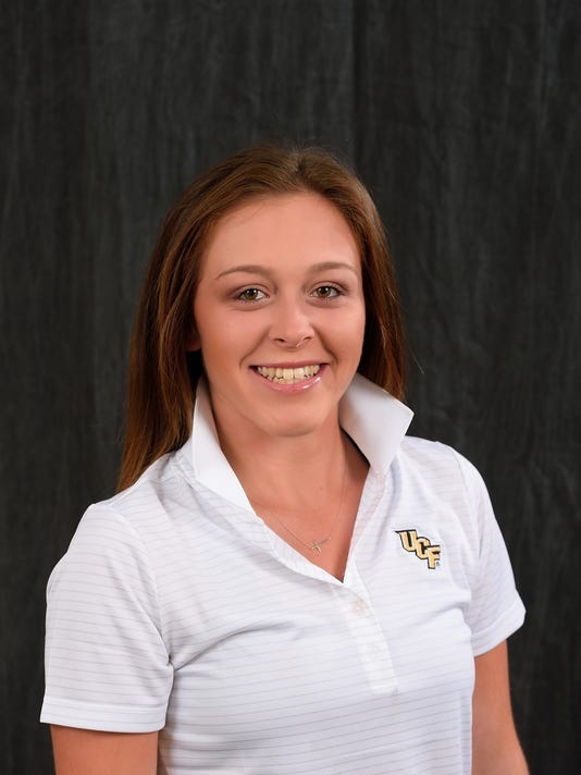 Women's golf: Ashley Holder