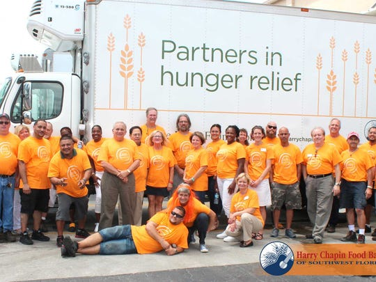 Harry Chapin Food Bank serves Lee, Collier, Charlotte,