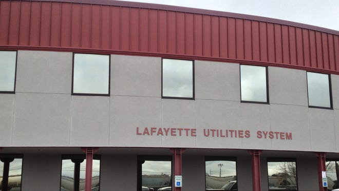 LUS issued an immediate boil water advisory for parts of Lafayette.