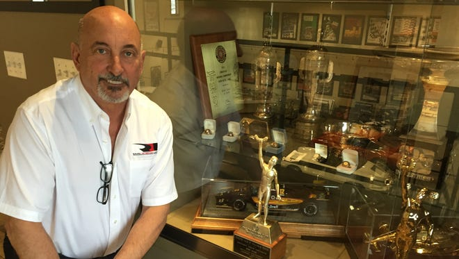 Bobby Rahal's trophy case in Joliet, Ill., includes a pair of Borg-Warner Trophy replicas: One for his 1986 win as a driver, another for being Buddy Rice's team owner in 2004.