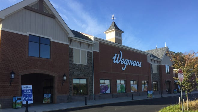 Wegmans Food Markets in Charlottesville, Virginia opened in November 2016.