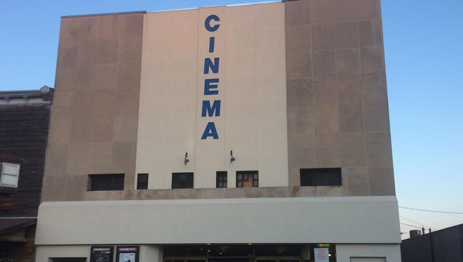The Springfield Cinema as photographed on March 8, 2018.