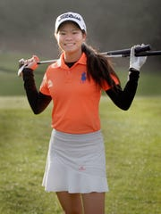 Westlake High's Kristen Chen, who is The Star's Girls Golfer of the Year, hopes to make the state tournament next season in her senior year.