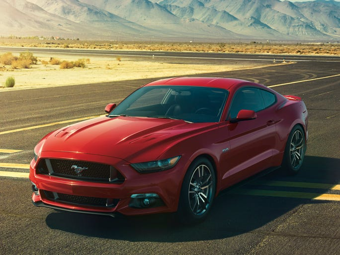 the redesigned 2015 ford mustang. Black Bedroom Furniture Sets. Home Design Ideas