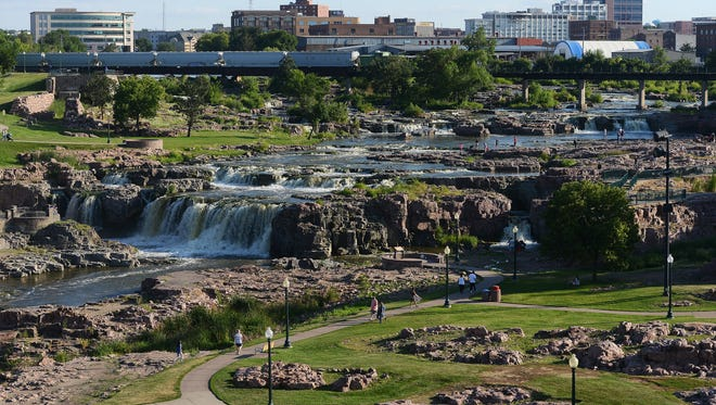 Now that Sioux Falls has grown into an Upper Midwest metropolis, is it time for a new nickname for better branding?