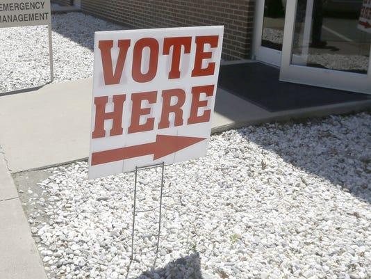 AP EARLY VOTING ARKANSAS A ELN USA AR