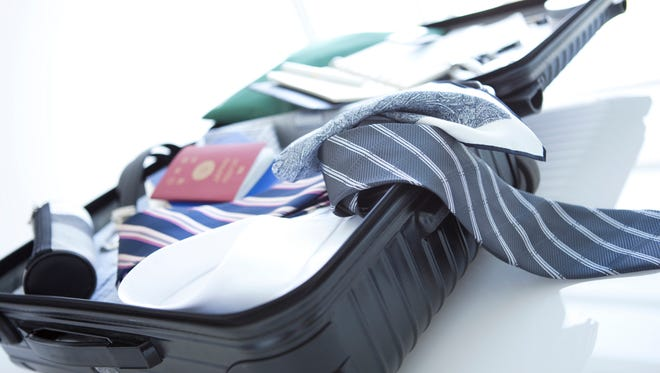 Forgot to pack something? Hotels can provide a surprising array of complimentary items, from a toothbrush to a bow tie.