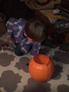 A Sioux Falls family was featured on Jimmy Kimmel for their son's reaction to a Halloween prank.