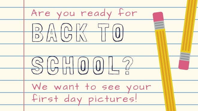 We want to see your back to school pictures.